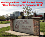 Grosse Ile High School recognized for challenging academics