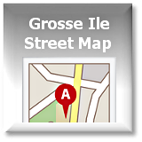 Grosse Ile: Google Map